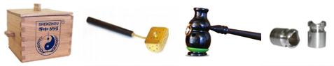 Hilfsgeräte zur Moxibustion