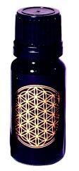 Blume des Lebens - Violettglasflasche 10 ml