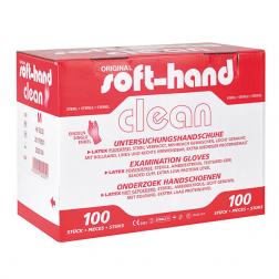 Soft-Hand Clean einzeln steril verpackt M - mittel