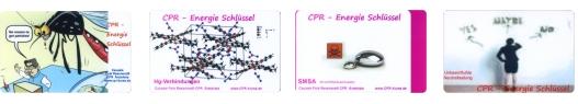 CPR® Energie-Schlüssel