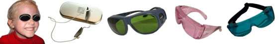 Laserschutzbrillen