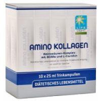Amino-Kollagen + L-Carnitin 10x25ml Trinkampullen