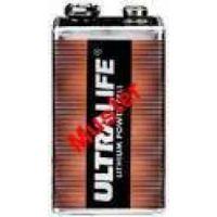 Ersatzbatterie 9-Volt-Blockbatterie