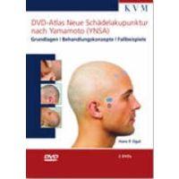 DVD-Atlas Neue Schädelakupunktur nach Ya mamoto (YNSA)