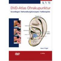 DVD-Atlas Ohrakupunktur