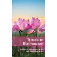 Flyer: Therapie mit Blütenessenzen