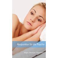 Flyer: Akupunktur für die Psyche