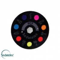 Farbscheibe PCF für Premio 40 Light von Sedatelec