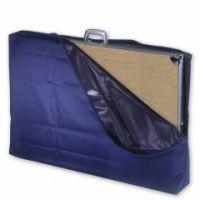 Schutzhülle marineblau für Koffermassage bank