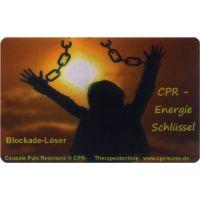 CPR® - Energie Schlüssel Blockade-Löser C8