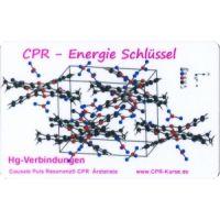 CPR® - Energie Schlüssel Ausleitung von Hg-Verbindungen D1.000