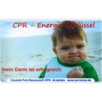 CPR® - Energie Schlüssel Erfolgreicher Darm C8 (Motiv geschafft)