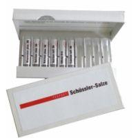 Testsatz Schüßler-Salze