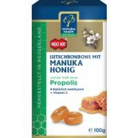 MGO 400+ Manuka-Honig Propolis Hustenbonbons, 100g