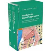 Handbuch der Muskel-Triggerpunkte, Band 1 + 2