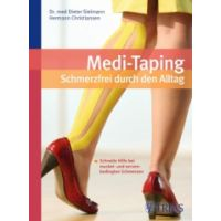Medi-Taping: Schmerzfrei durch den Allta g