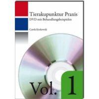 Tierakupunktur Praxis DVD Vol. 1