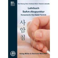 Lehrbuch SaAm-Akupunktur Koreanische Vier-Nadel-Technik