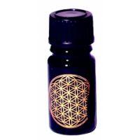 Blume des Lebens - Violettglasflasche 5 ml