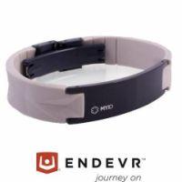 MyID® Armband Luxe hellgrau / nachtblau