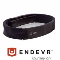 MyID® Armband Luxe schwarz / schwarz