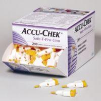 ACCU-CHEK® Safe-T-Pro UNO