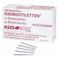 Haemostiletten® (200 Stück).