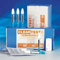 Cleartest® Humanofecal 10 Teste