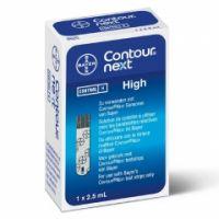 CONTOUR® NEXT Kontroll-Lösung HOCH