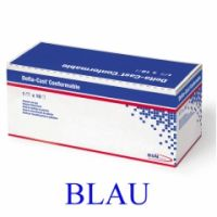 Delta-Cast® Conformable BSN - 7,5 cm x 3,6 m, BLAU