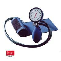 boso clinicus II, Ø 60 mm mit Klettenman schette, BLAU