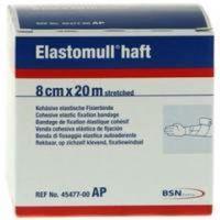 Elastomull® haft BSN - JUMBOROLLE 8 cm x 20 m