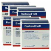 Elastomull® haft BSN - JUMBOROLLEN 6 cm x 20 m