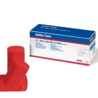 Uniflex® Color BSN - Rot 6 cm x 5 m
