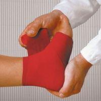 Lohmann Lenkelast® Color - Rot 6 cm x 5 m