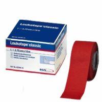 Leukotape® classic BSN - ROT 3,75 cm x 1 0 m 5er