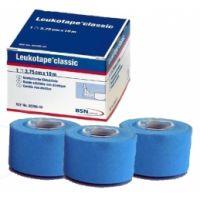 Leukotape® classic BSN - BLAU 3,75 cm x 10 m 12er