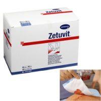 Hartmann Zetuvit® Saugkompressen UNSTERI L 10 x 10 cm