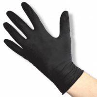 SOFT line Nitril schwarz - puderfrei XL - extragroß