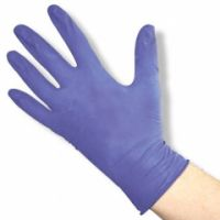 SOFT line Nitril violett - puderfrei S - klein