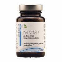 pHvital® - Basen-Kräuterkomplex 60 Kapseln