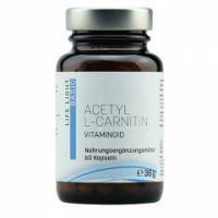 Acetyl L-Carnitin, 500 mg, 60 Kapseln
