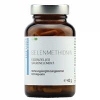 Selenmethionin, 100 µg, 120 Kapseln