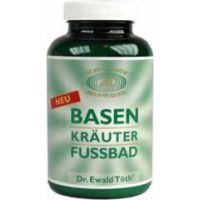 Basen Kräuter Fussbad LQA, 400g Dr. Ewald Töth