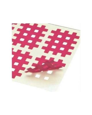 Gatapex Akupunktur-Pflaster PINK 21 x 27 mm