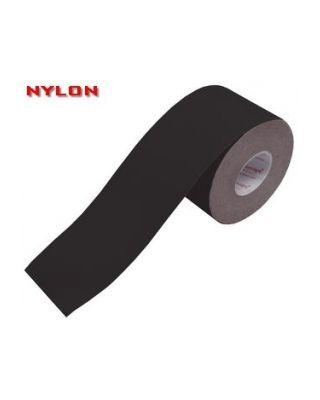 Gatapex Nylon Kinesiology-Tape 5cm breit  SCHWARZ