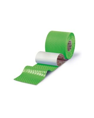 Gatapex Rayon Kinesiology-Tape Kunstseide  5cm HOT GREEN