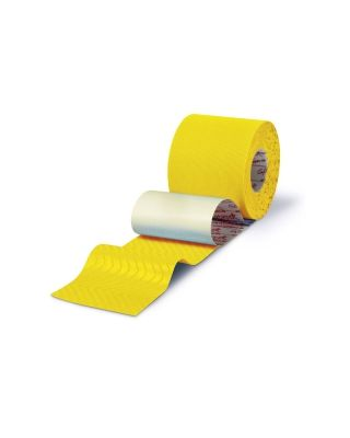 Gatapex Rayon Kinesiology-Tape Kunstseide  5cm HOT YELLOW