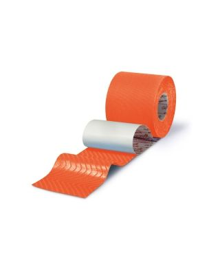 Gatapex Rayon Kinesiology-Tape Kunstseide  5cm HOT ORANGE