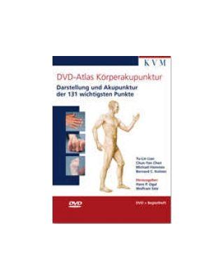 DVD-Atlas Körperakupunktur